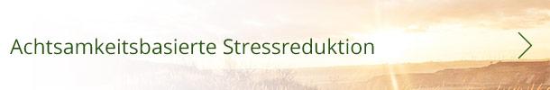 Achtsamkeitsbasierte Stressreduktion